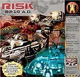 Milton Bradley 88600 - Juego de mesa Risk 2210 A.D. sobre guerra (en inglés)