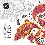 INDIA: Mini libro antiestrés para colorear (PRACTICA)