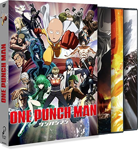 One Punch Man Temporada 1 Ep. 1 A 12 [DVD]