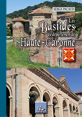 Bastides du dpartement de Haute-Garonne