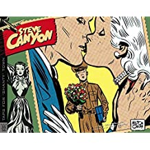 Steve Canyon Volume 5: 1955-1956 (Steve Canyon Hc) by Milton Caniff (2015-01-20)