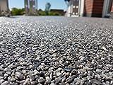Steinteppich Versiegelung innen und aussen Bodenversiegelung Bodenbeläge Steinboden Schutz | BEKATEQ BK-630EP Steinteppich versiegeln Natursteinteppich | 2K Epoxidharz Versiegelung Steinfußboden (1,5KG, Transparent)