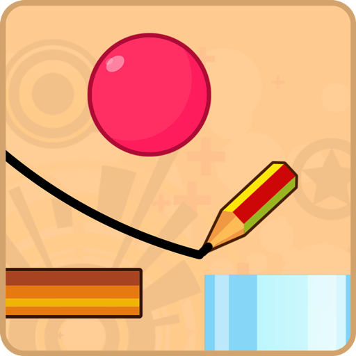 Glass Star - Spill One Line Puzzle To Fire And Dunk The Color Ball -