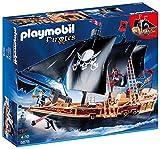 Playmobil- Pirates Giocattolo Galeone dei Pirati, Multicolore, 6678