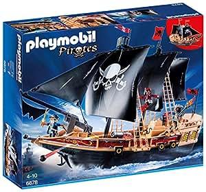 Playmobil - 6678 - Bateau pirates des ténèbres