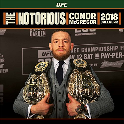 2018 UFC Conor McGregor Official