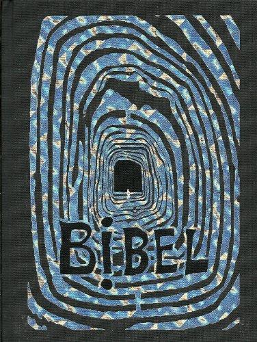 Bibel. Altes und Neues Testament . Gesamtausgabe in der Einheitsübersetzung, bebildert von Friedensreich Hundertwasser