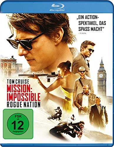 Mission Impossible: Rogue Nation - Blu-ray Die Impossible Mission