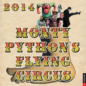 Monty Python's Flying Circus 2014 Wall Calendar