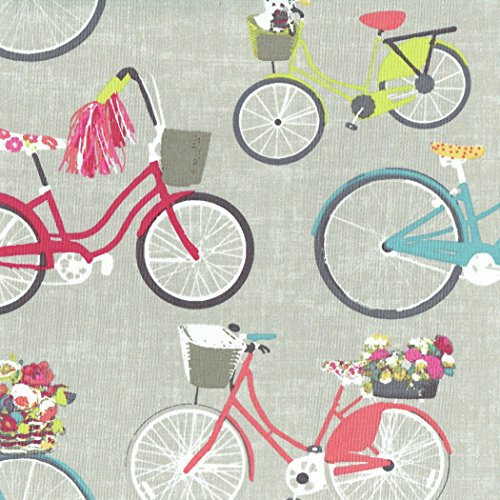 tela-de-algodon-estampada-las-bicicletas-mas-bellas-de-la-ciudad-rosa-coral-denim-azul-lavado-rojo-f