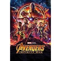 Up Close Poster Marvel Avengers Infinity War - One Sheet (61cm x 91,5cm)