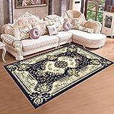 Ludage Wohnzimmer Teppich Matte Schlafzimmer Teppich Bett Decke 80 * 160cm Haus Dekoration