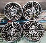 4 X BMW G Power Alufelgen SILVERSTONE Felgen 18 Zoll 5er 7er NEU