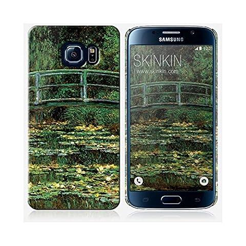 Samsung Galaxy S6 Case, Gehäuse, Schutzhülle - Originales Design : Le Pont Japonais von Claude Monet