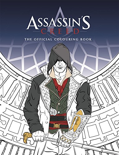 Assassin's Creed Colouring Book: The official colouring book. (Colouring Books)