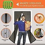 Best Screen Doors - Calish Magnetic Screen Door with Heavy Duty Mesh Review