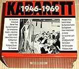 7-CD-Box - KABARETT 1946-1969. Münchner Lach- und Schießgesellschaft, Die Stachelschweine, Das Kom(m)ödchen, Die Wühlmäuse, Wolfgang Neuss, Wolf Biermann, Hanns Dieter Hüsch u.v.m.