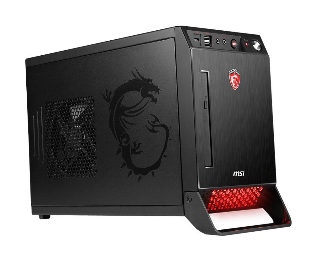 MSI Nightblade X2-086EU-B7670K97048G2T0DS10MH 9S6-B10611-086 Desktop-PC (Intel Core i7 6700K, 8GB RAM, 2TB HDD, NVIDIA…