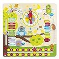 ColorBaby Play&Learn Reloj Calendario Educativo de Colorbaby