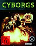 Cyborgs (10er-Schuber: Nemesis 1-4, Hologram Man, The Demolitionist, American Cyborg, Slinger (Cyborg), Die Klasse von 1999, Prototype X29A) [Blu-ray]
