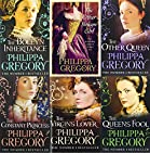 PHILIPPA GREGORY TUDOR COURT SERIES 6 BOOK SET COLLECTION THE BOLEYN INHERITANCE THE OTHER BOLEYN GIRL THE OTHER QUEEN THE CONSTANT PRINCESS THE VIRGIN'S LOVER & THE QUEEN'S FOOL