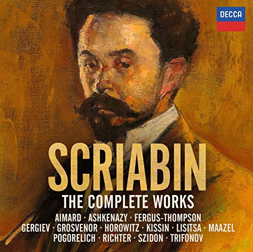 Scriabin: The Complete Works (Scriabin-sinfonien)