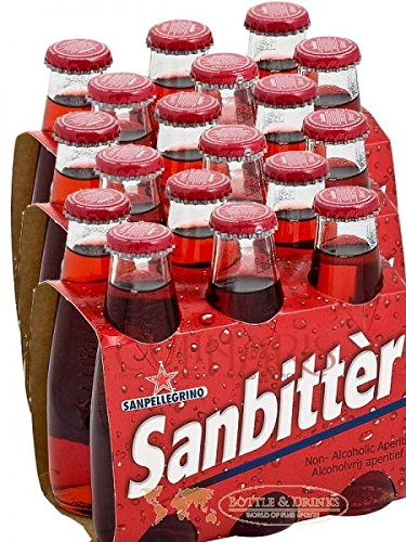 Sanbitter Aperitif Italien 18 x 98 ml