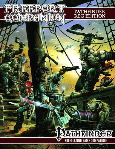 Freeport Companion (Pathfinder Edition) por Various
