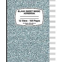 amazon co uk music manuscript paper books