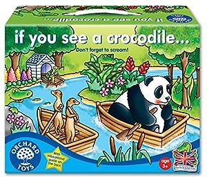 Orchard Toys If You See A Crocodile - Juego de mesa (en inglés)