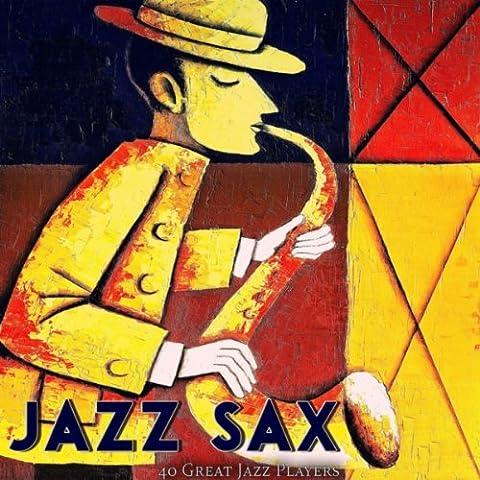 Jazz Sax (40 Great Jazz