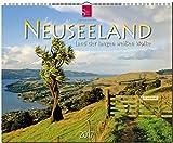 NEUSEELAND - Land der langen weißen Wolke - Original Stürtz-Kalender 2017 - Großformat-Kalender 60 x 48 cm