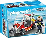 Playmobil - Coche de Bomberos Aeropuerto (5398)