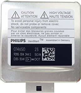 Philips Xenon Leuchtmittel D3s 42403 Xenstart Auto