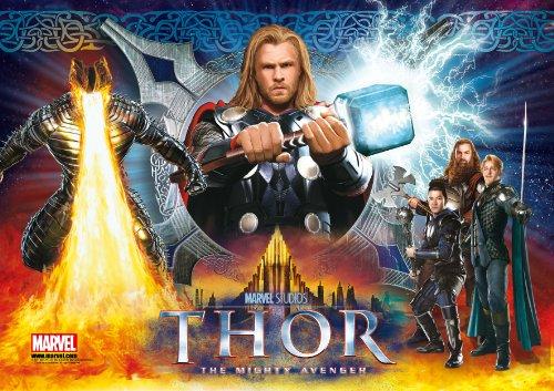 Clementoni 29635 250 pz   Thor
