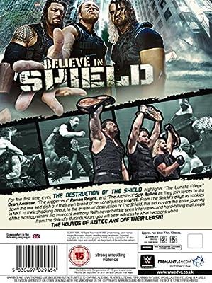 Wwe The Destruction Of The Shield 3 Disc (3 Dvd) [Edizione: Regno Unito] [Import italien]