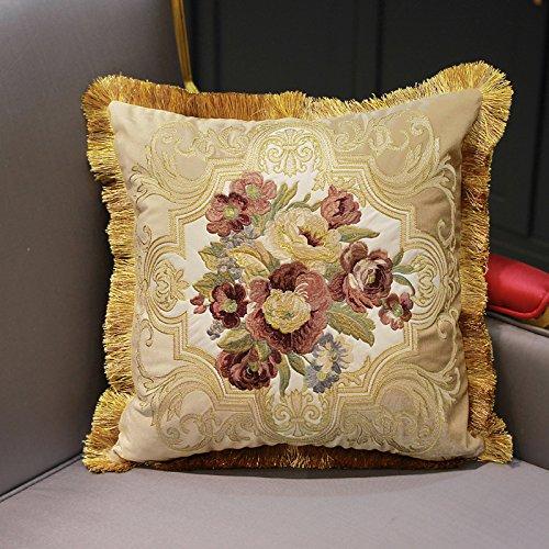 EDGE Ydgle domestici Continental lusso divano cuscino del capo dell'