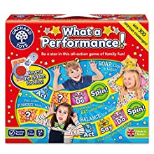 Orchard Toys What a Performance! Game