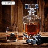 Gourmeo Premium Whisky Steine (9 Stück) aus Speckstein - 4