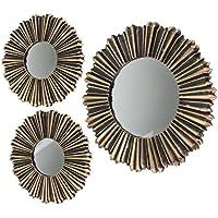 Suchergebnis Auf Amazon De Fur Gold Spiegel Wohnaccessoires