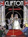 Clifton, tome 23 : Just Married par Zidrou