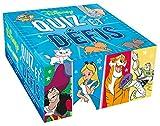 Image de Disney Quiz et Défis : 1 plateau de jeu, 4 pions, 1 dé, 1 livret