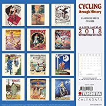 Cycling through History 2018: Kalender 2018 (Media Illustration)