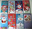 Cute Design Christmas Money Wallet & Envelope (Assorted Designs)