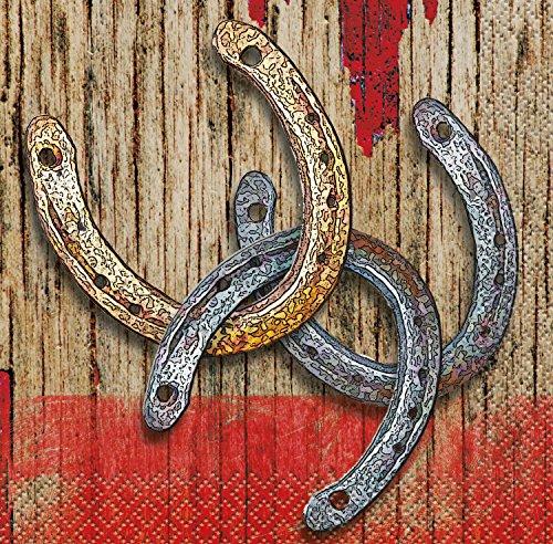 Partyzubehör im Rodeo/Western-Design (Cowboy Party Supplies)