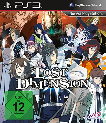 Lost Dimension (Ps3 Kampfspiele)