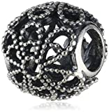 Pandora Glass Silver Charms 791282