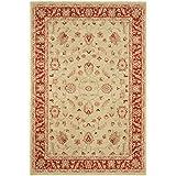 Clásico alfombras orientales Alfombra 240x340cm Whitton WIN03 rojo / gris