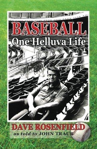 Baseball: One Helluva Life by Traub, John (2013) Paperback