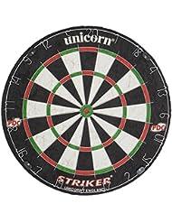 Unicorn Striker Bristle - Diana de dardos Black/White/Red/Green Talla:talla única
